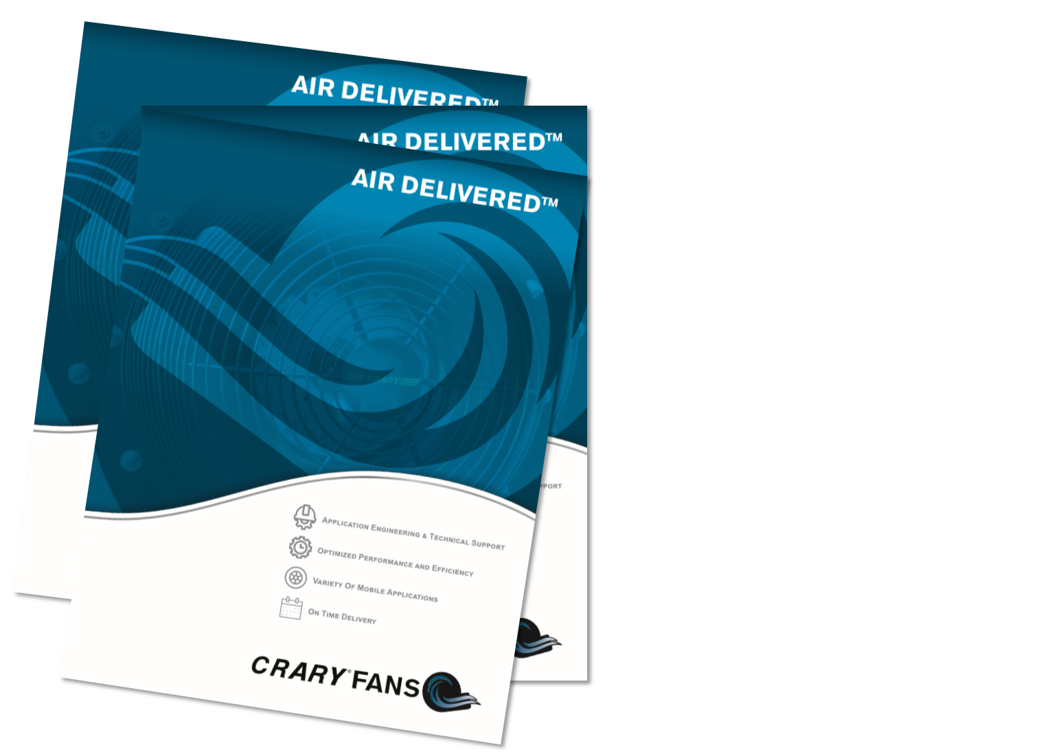 Download the Crary OEM Fans Brochure